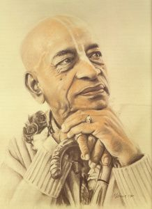 Pioniere del movimento Hare Krishna